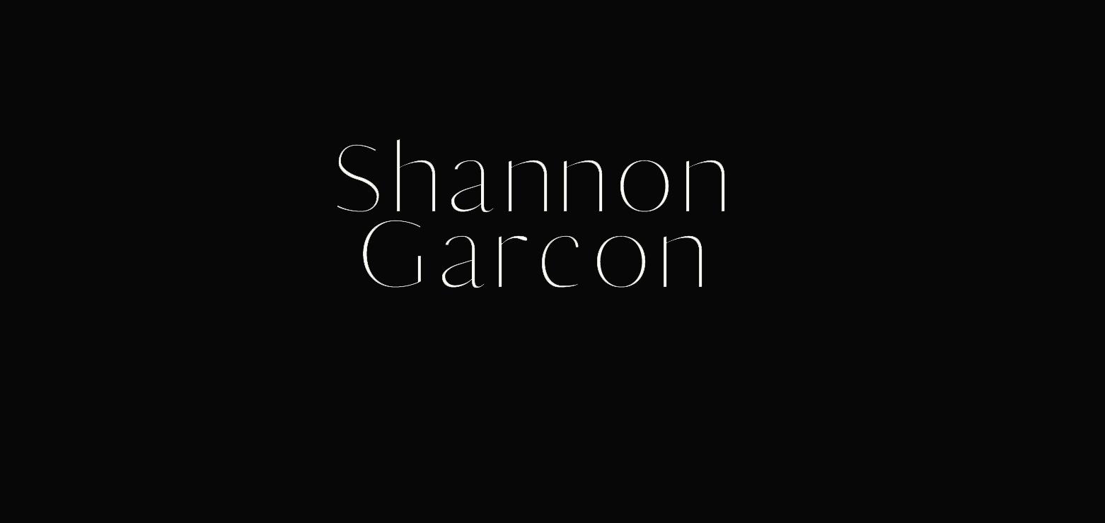 ShannonGarcon.com