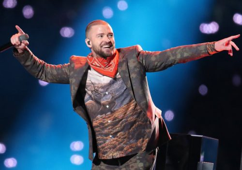 Justin Timberlake Is The New Face Of Dad-Pop